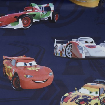 Cars Disney Fabric SUNRACE.42.150
