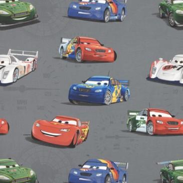 Cars Disney Fabric VELOCITY.57.140