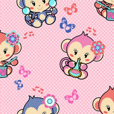 KidsFabrics Fabric DIGLOUISE.33.140