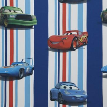 Cars Disney Fabric SUNSTRCAR.42.150