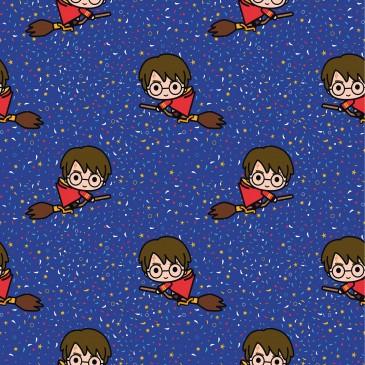 Harry Potter Warner Bros Fabric BROOM.400.140