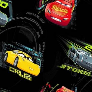 Cars Disney Fabric CRUZ.60.140