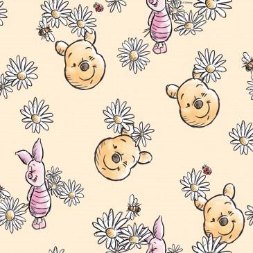 Disney Winnie the Pooh Fabric DAISY.240.140