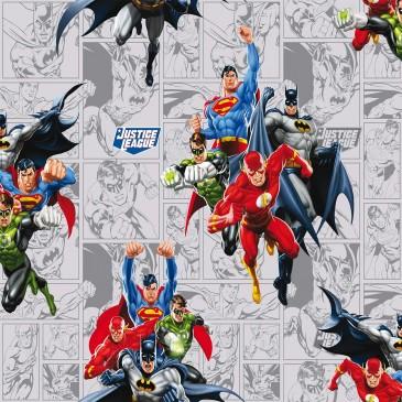 DC Comics Superman Warner Bros Fabric KOMIK.530.140