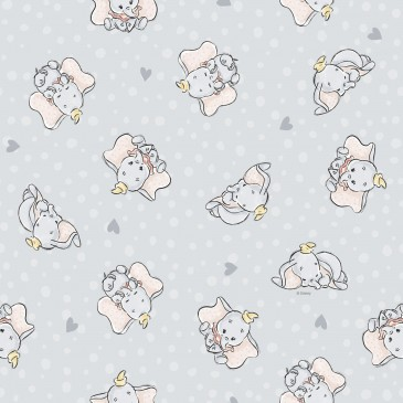 Disney Dumbo Fabric MIMPI.540.140