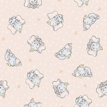Disney Dumbo Fabric MIMPI.331.140