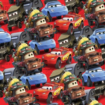 Cars Disney Fabric MOBILES.300.140