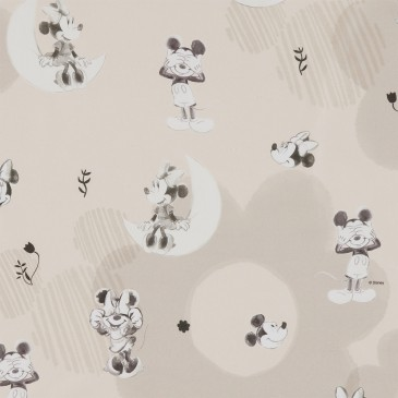 Disney Mickey Mouse Minnie Mouse Fabric MOON.130.140
