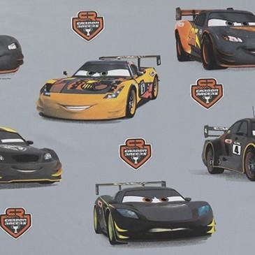 Cars Disney Fabric PARAR.55.140