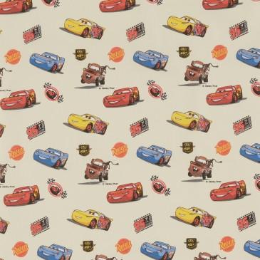 Cars Disney Fabric RAMIREZ.11.140