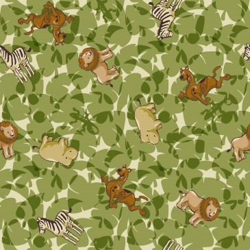 Fabric SCOOBYZOO.450.140