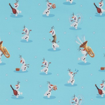 Disney Frozen Fabric SNOWJOY.400.140