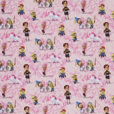 Minions Universal Fabric SPOTLET.330