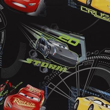 Cars Disney Fabric SUNCRUZ.60.150
