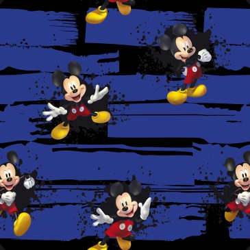 Disney Mickey Mouse Fabric SWAGGY.400.140