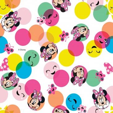 Disney Minnie Mouse Fabric TASTIC.100.140