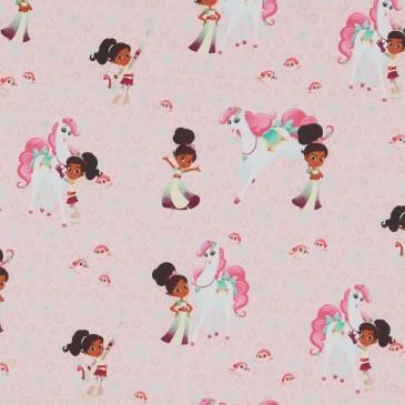 Nella the Princess Knight Nickelodeon Fabric TRINKET.330.140